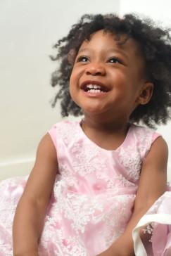SMILING GIRL PHOTOSHOOT