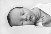 sleeping newborn olufemiphotography