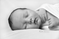 sleeping newborn olufemiphotography
