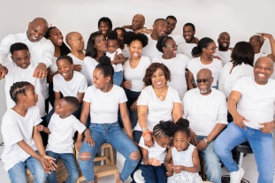 generation family photoshoot