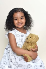 LITTLE GIRL BEAR