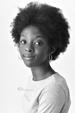 Child HeadShot Olufemiphotography